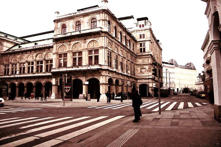 Vienna State - Visionary Skies