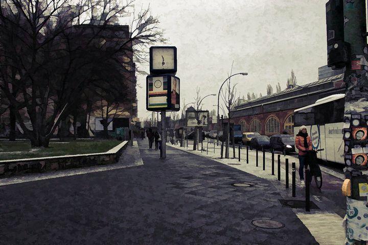 East Berlin 11 - Visionary Skies