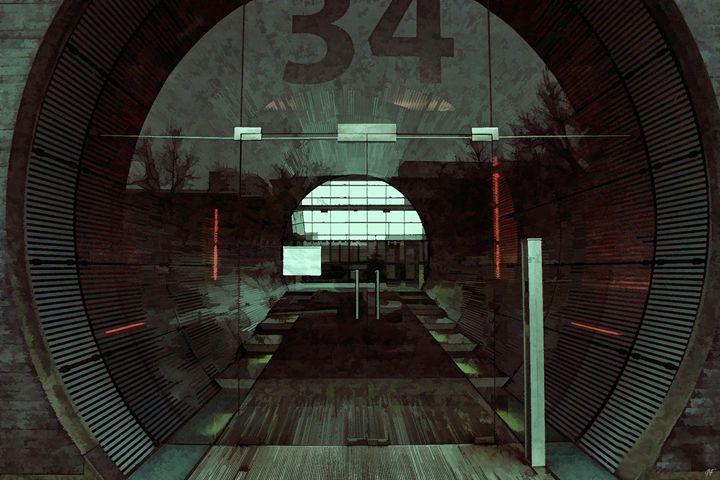 Geometric Escape - Visionary Skies