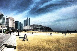 Busan High rises - Visionary Skies