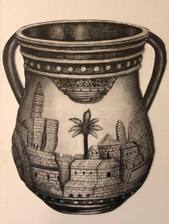 Washing Cup - Michael Kelsch
