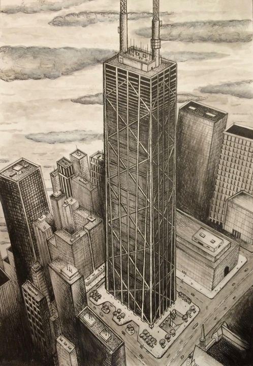 John Hancock Building - Michael Kelsch