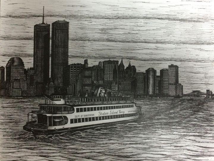 SI Ferry WTC - Michael Kelsch