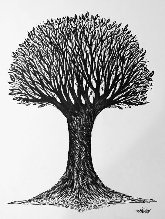 Life Tree - Michael Kelsch