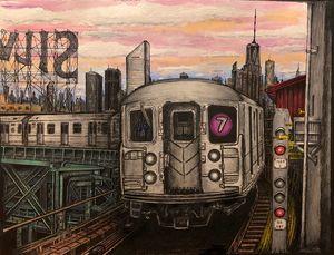 NYC 7 train