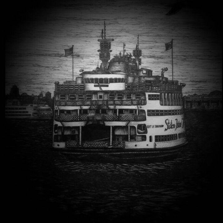 NYC Ferry - Michael Kelsch