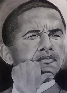 Obama - The Graffiti Mural