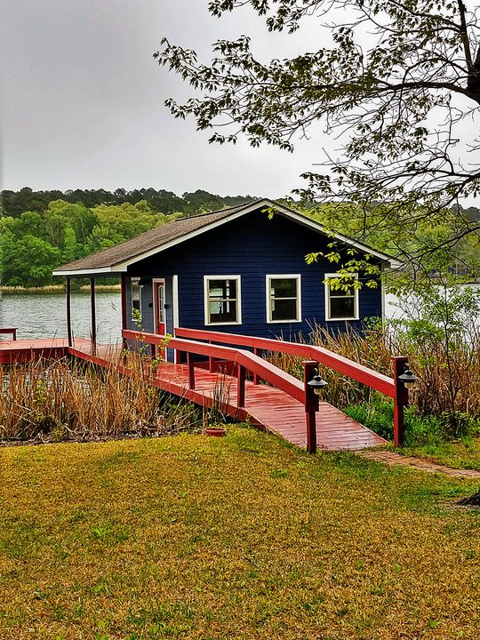 Boathouse - Ethereal Art