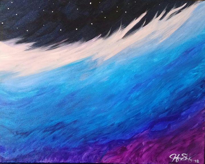Midnight Rush - Ethereal Art