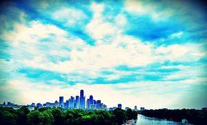 Austin in Blue Repose