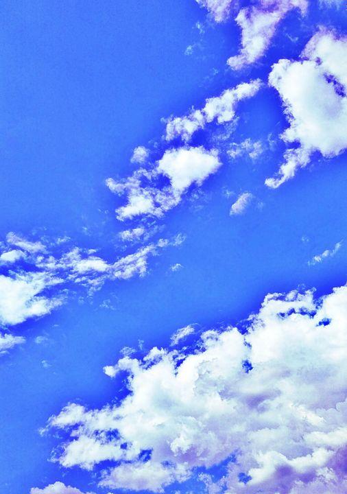 Blue Daydream - Ethereal Art
