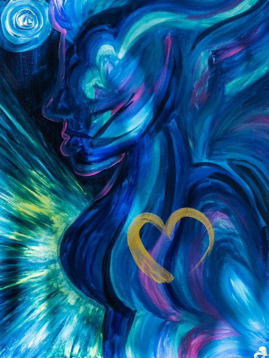Resilience - Ethereal Art by Jen