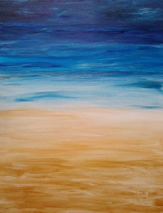 Beach - Ethereal Art