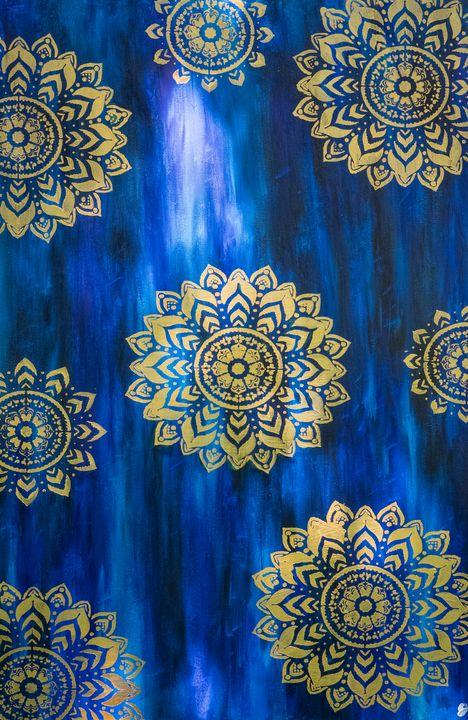 Mandala Effect - Ethereal Art