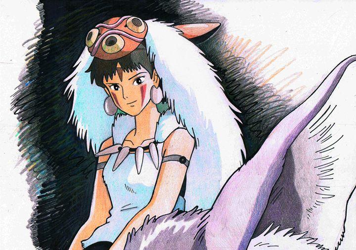 Princess Mononoke - Sara's