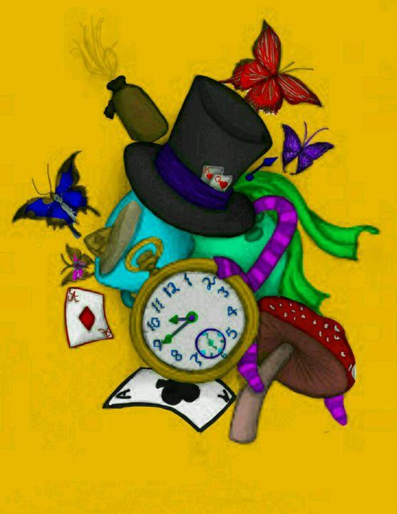 Crazy Wonderland - Groovy Angel