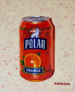 Orange Polar Seltzer