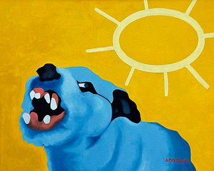Mad Dog - Amorosa Gallery
