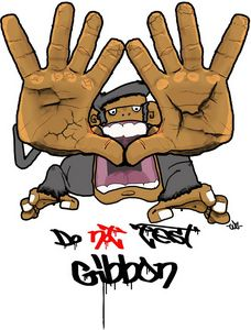 PK Gibbon