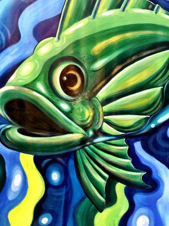 Greenning the blue economy - Normads Art Studio
