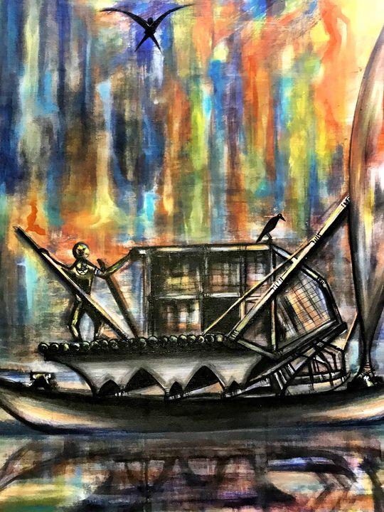 The Noah's Ark - Normads Art Studio