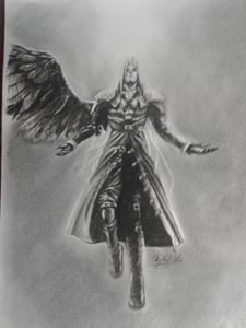 Sepheroth - Final Fantasy VII