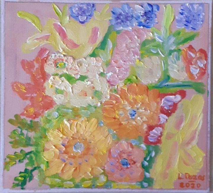 Flores mil - Loli Pozos
