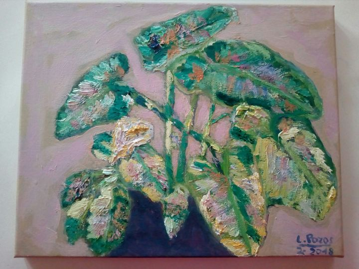 Hojas verdes - Loli Pozos