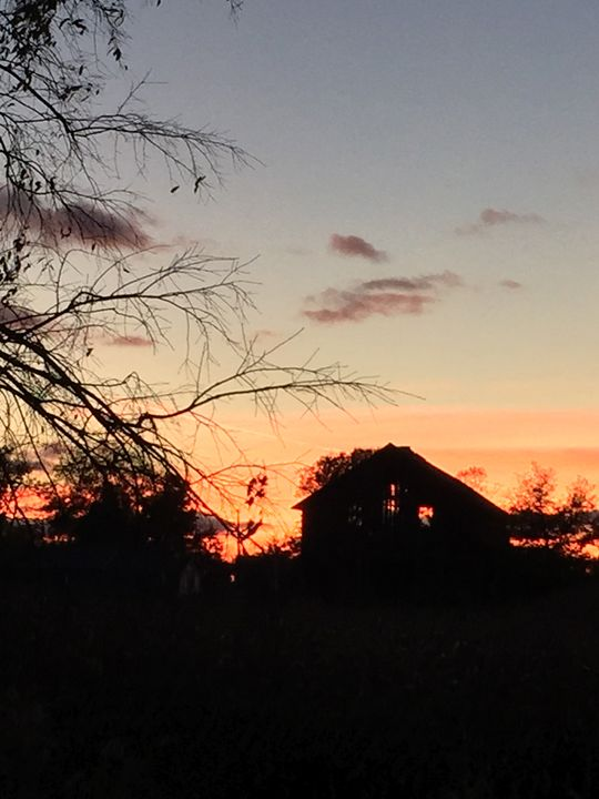 Sunset on the Farm 1 - Kesha LaRoche