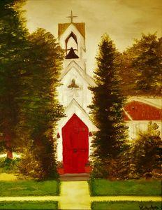 """Minnesota Chapel"" - (Circa 2016)"