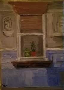 Kitchen Window - 5 x 7