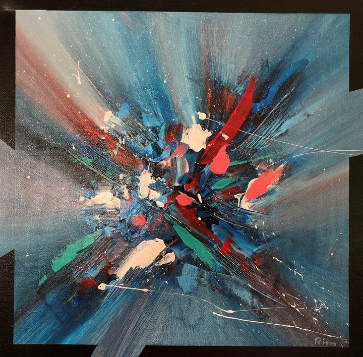 Spikes - Art Studio by Rimma