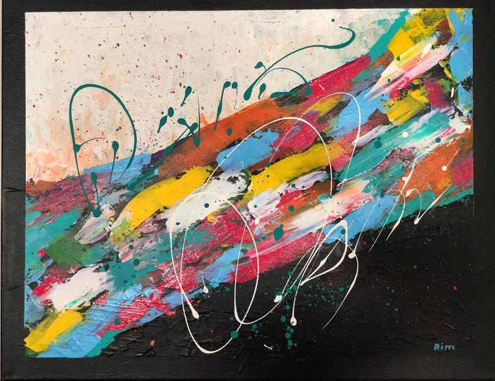 Faith - Art Studio by Rimma