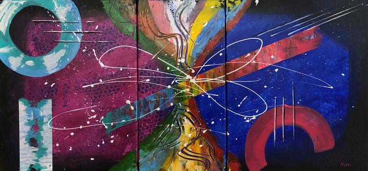 WOW Moment - Art Studio by Rimma