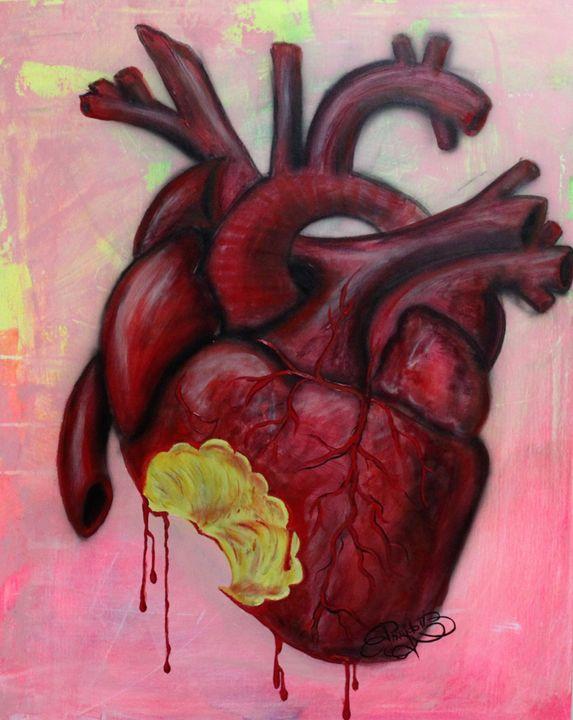 Bitten Heart - Dema