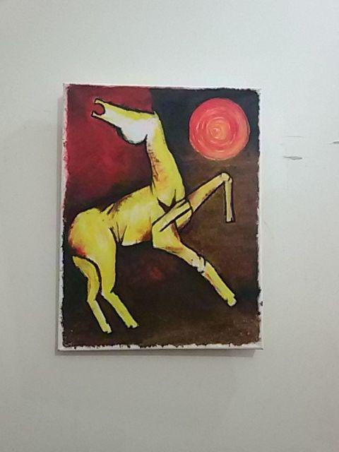 Work Horse - mehraz