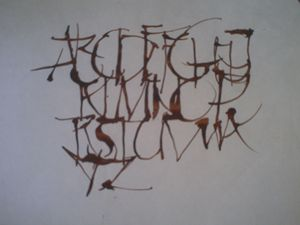 calligraphy 10