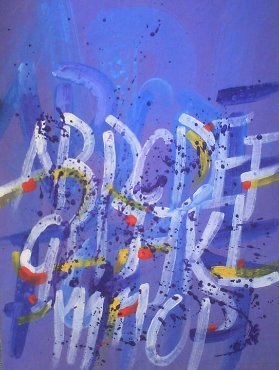 calligraphy 02 - Zoranov porfolio