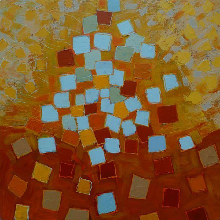 Wall of Multicolor - Fleurdelis