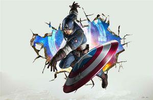 The Superhero - Fleurdelis