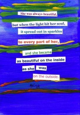 The Light In Her Soul - Boardwalk Angels