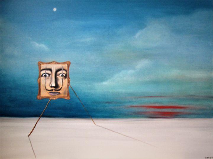 Dali - Darius Sanei paintings