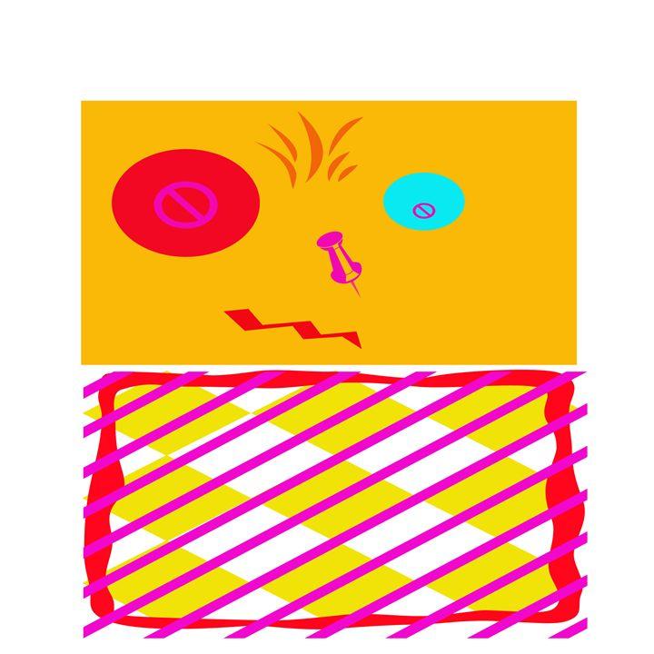 Mustard Dachi - Artworksbylatidra