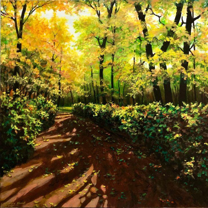 Autumn Sunshine - Chemayne Kraal