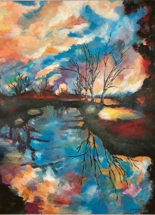 Winter's coming - Chemayne Kraal