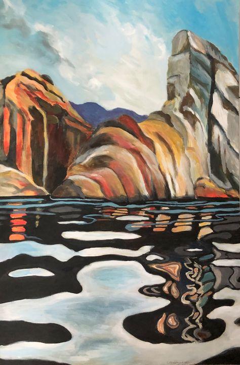 Lake Powell - Chemayne Kraal