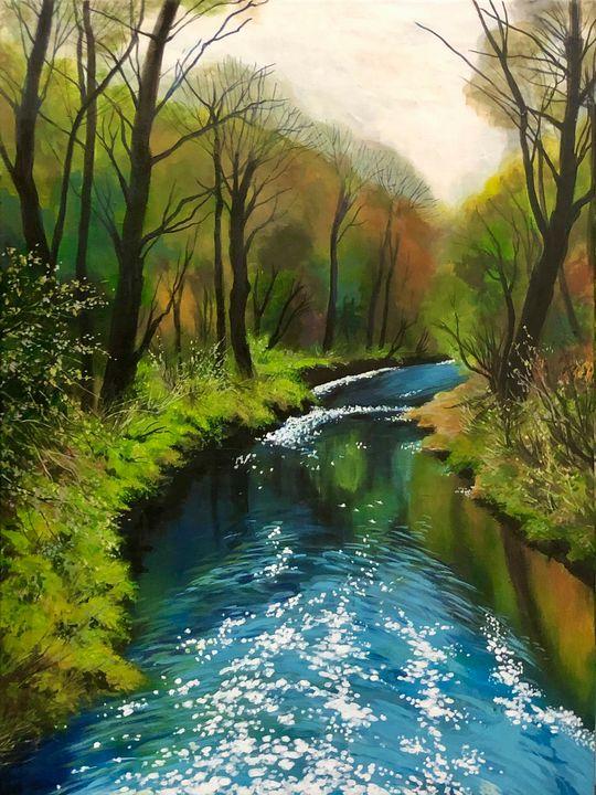 River dance - Chemayne Kraal