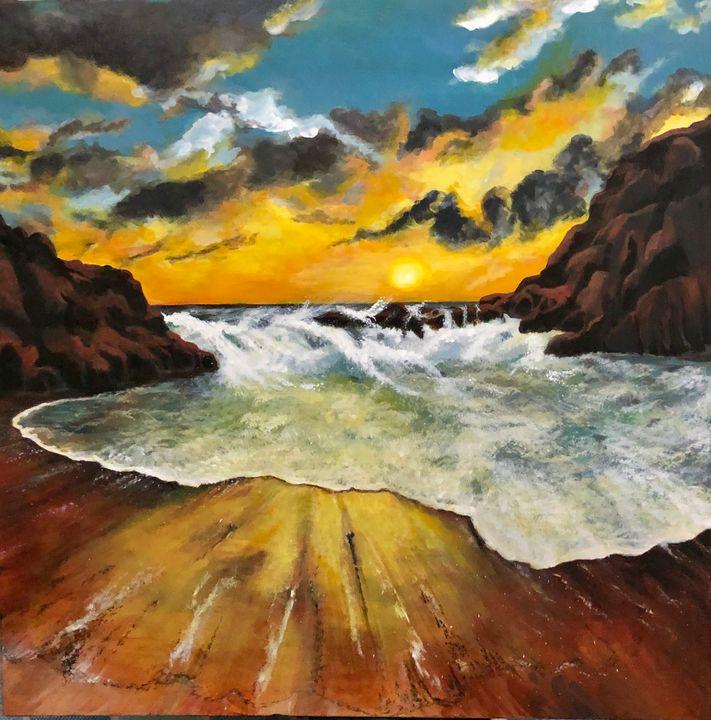 Tide's Coming In - Chemayne Kraal