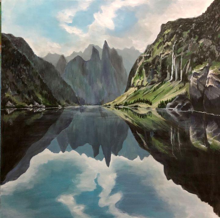 Silence of the Fjords - Chemayne Kraal