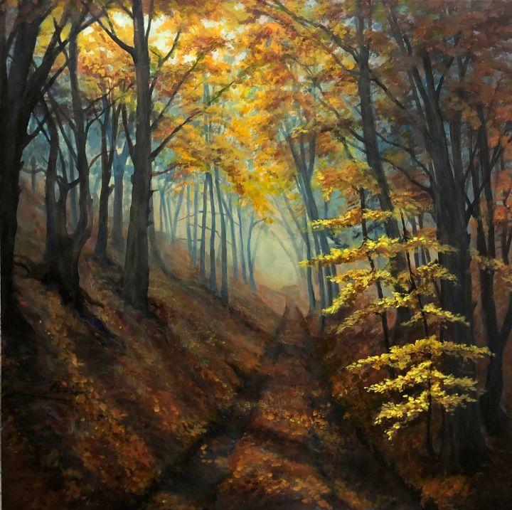 Autumn Trails - Chemayne Kraal